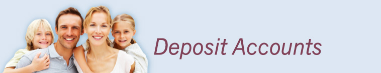 Deposit Accounts